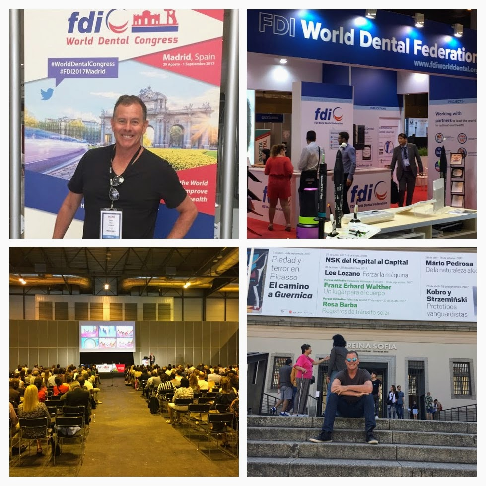 World Dental Conference Visit